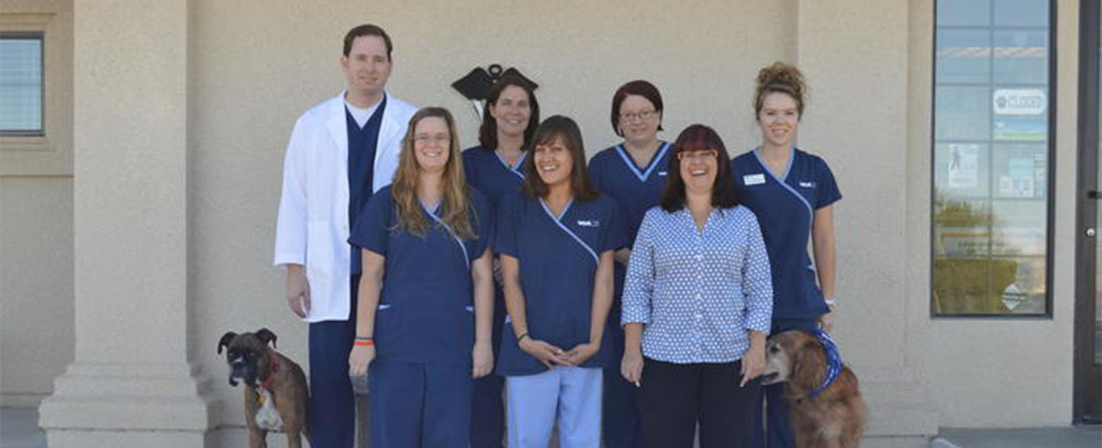 Homepage Team Picture of VCA 29 Palms Animal Hospital