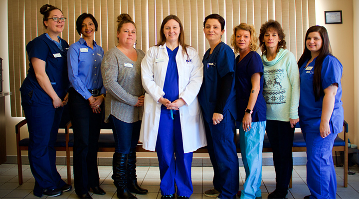 Homepage Team Picture of VCA Airline Blvd Animal Hospital