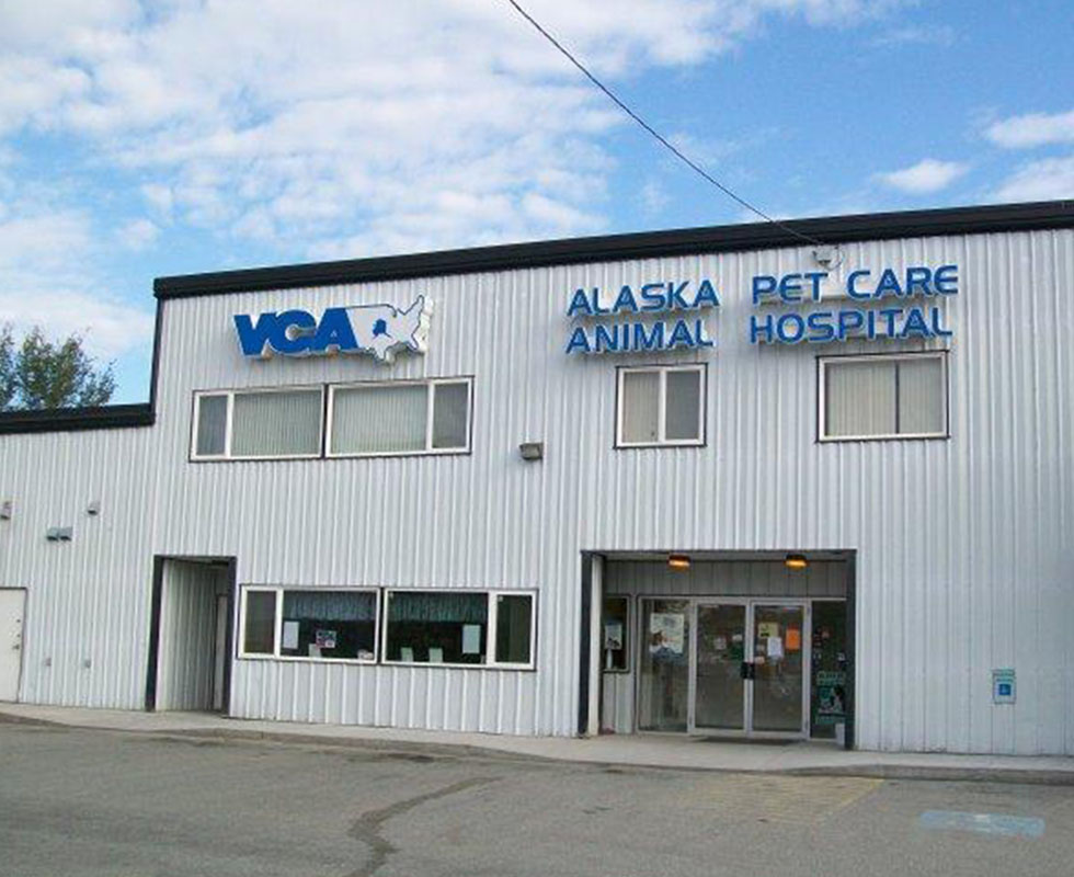 Hospital Picture of VCA Alaska Pet Care Animal Hospital