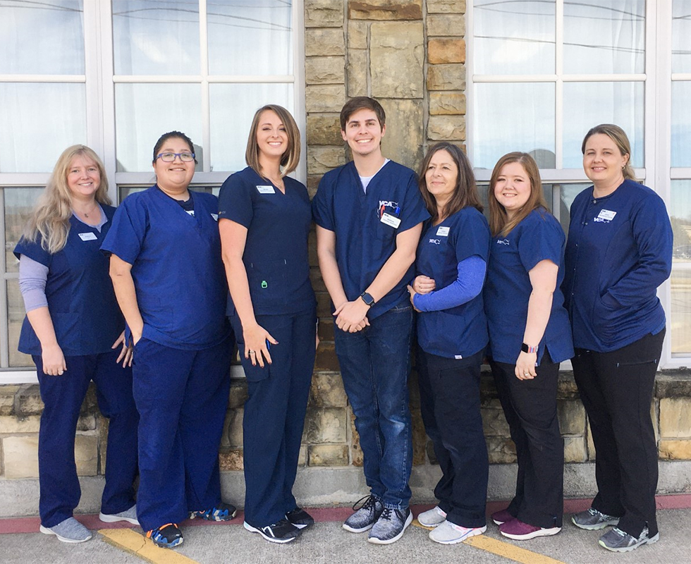 VCA Aledo Animal Hospital Veterinary Support