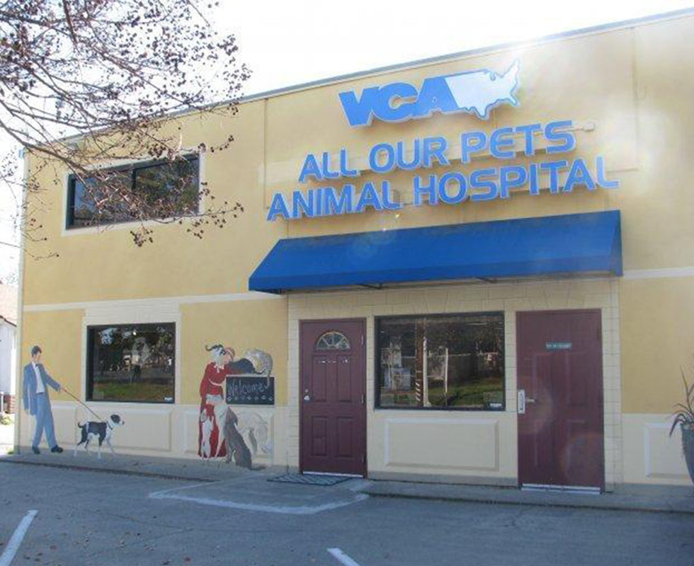 Hospital Picture of All Our Pets Animal Hospital