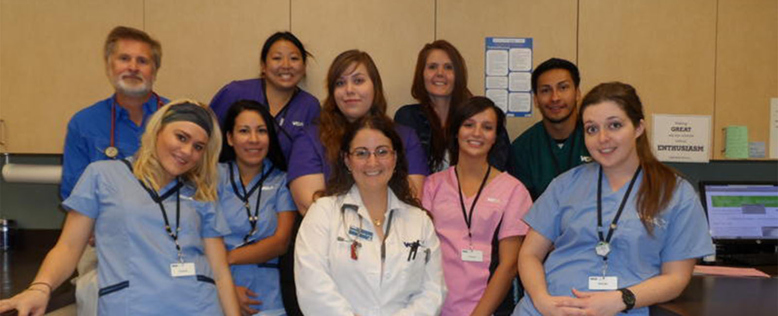 Homepage Team Picture of VCA All Pet Animal Hospital Taylorsville