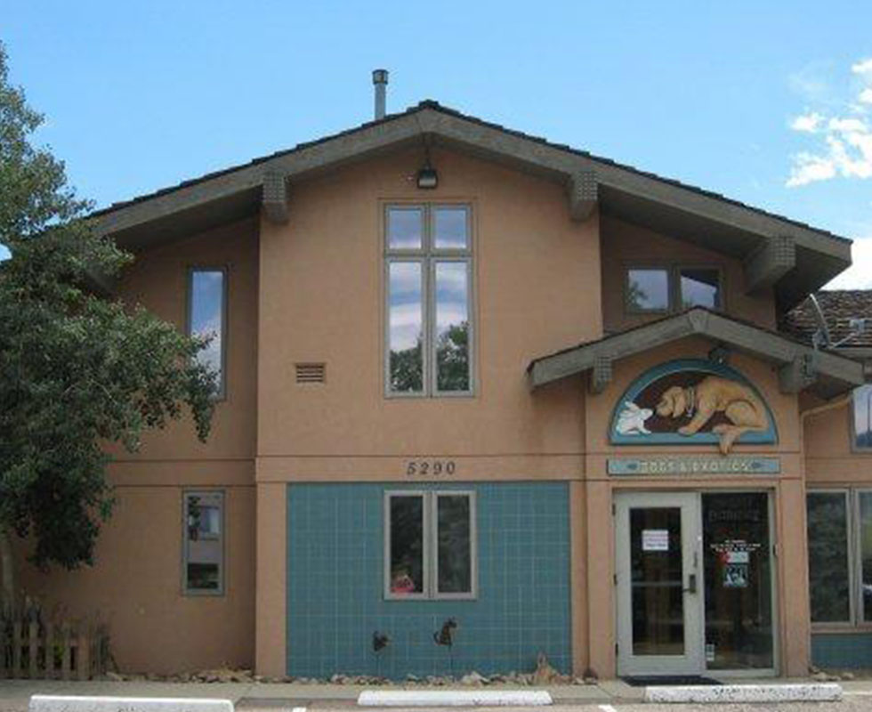Hospital Picture of VCA All Pets Animal Hospital Boulder