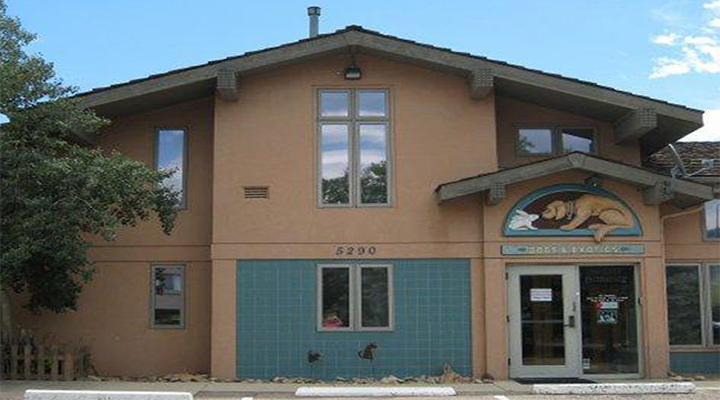 Our Hospital at All Pets Boulder