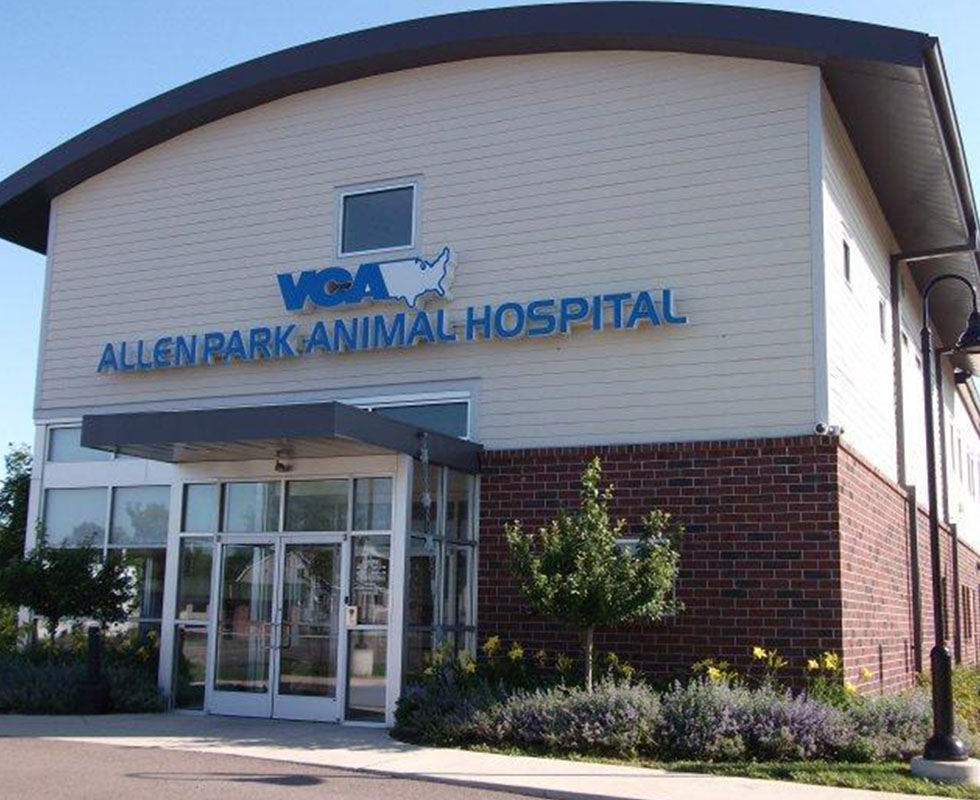 Hospital Picture of VCA Allen Park Animal Hospital