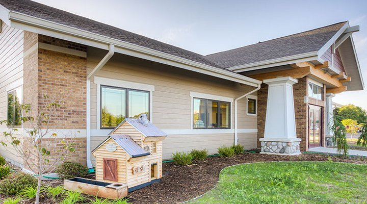 Homepage Hospital Picture of VCA Allendale Animal Hospital