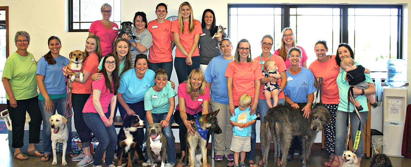 Team Picture of VCA Allendale Animal Hospital