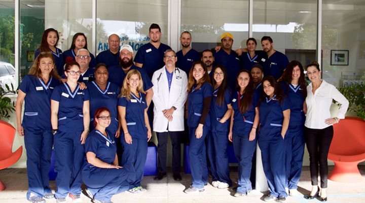 Homepage Team Picture of VCA Alton Road Animal Hospital