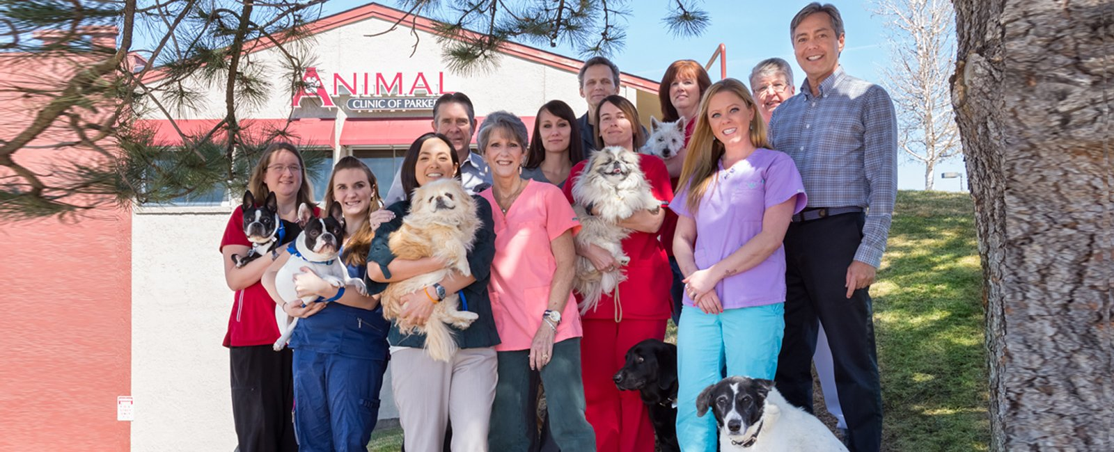 Team Picture of VCA Animal Clinic of Parker