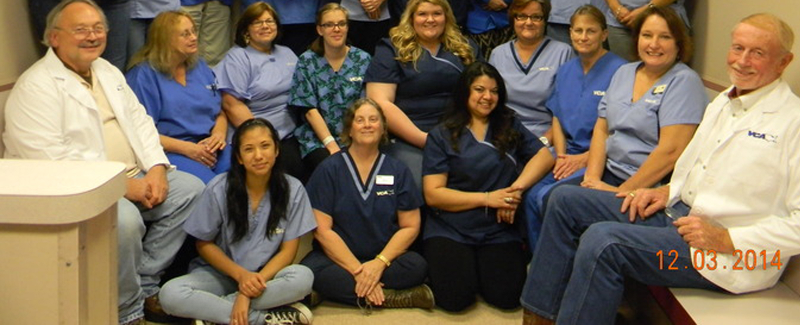 Homepage Team Picture of VCA Animal Emergency Southeast Animal Hospital