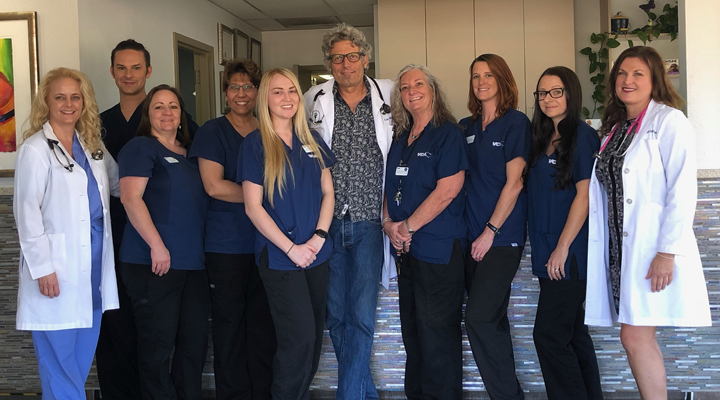 Homepage Team Picture of VCA Animal Health Hospital