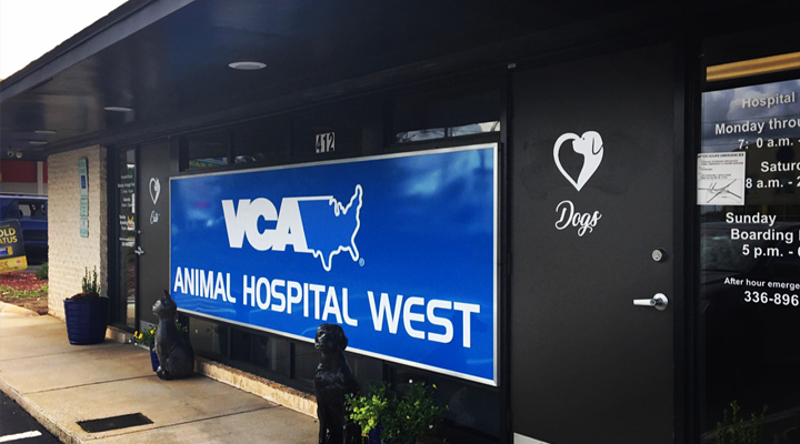 Homepage Hospital Picture of VCA Animal Hospital West