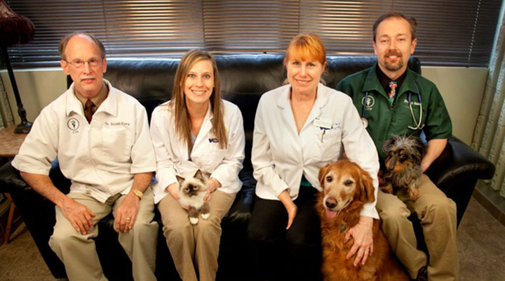 Homepage Team Picture of VCA Animal Medical Center of Omaha