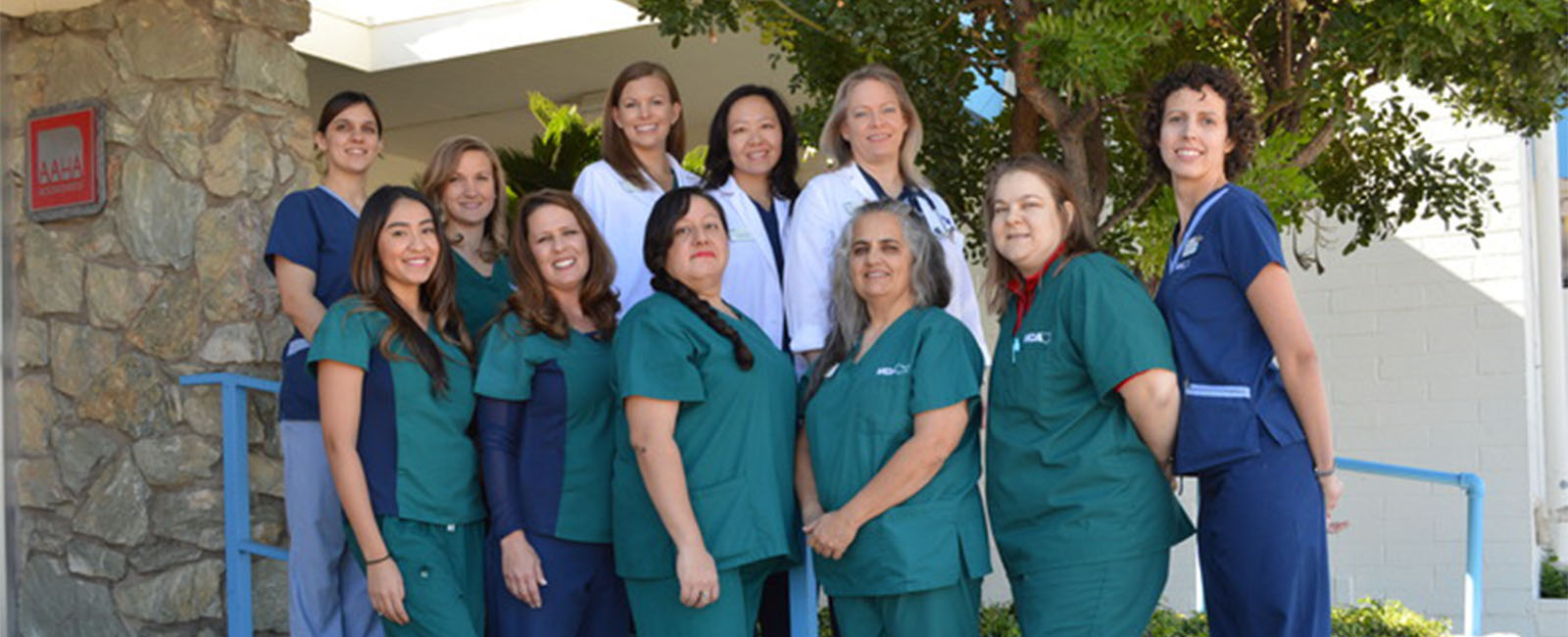 Homepage Team Picture of VCA Animal Medical Center of Tucson