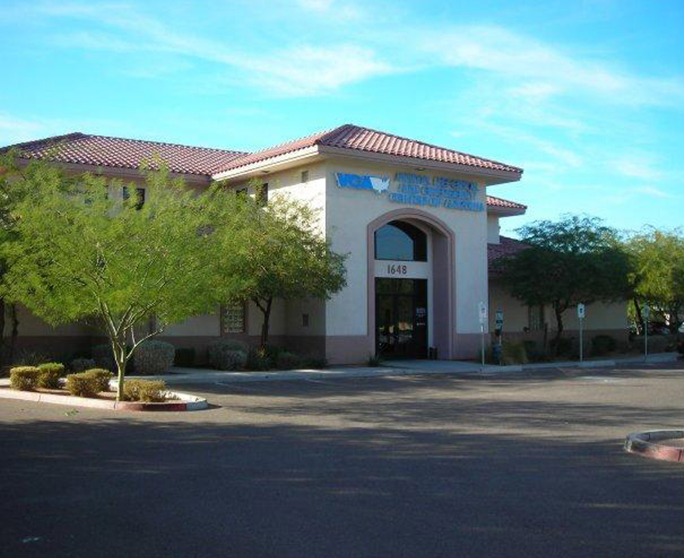 Hospital Picture of VCA Animal Referral Arizona Animal Hospital