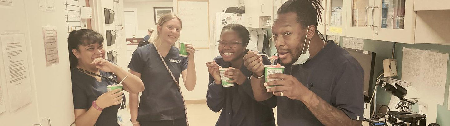 Our Team at VCA Apex