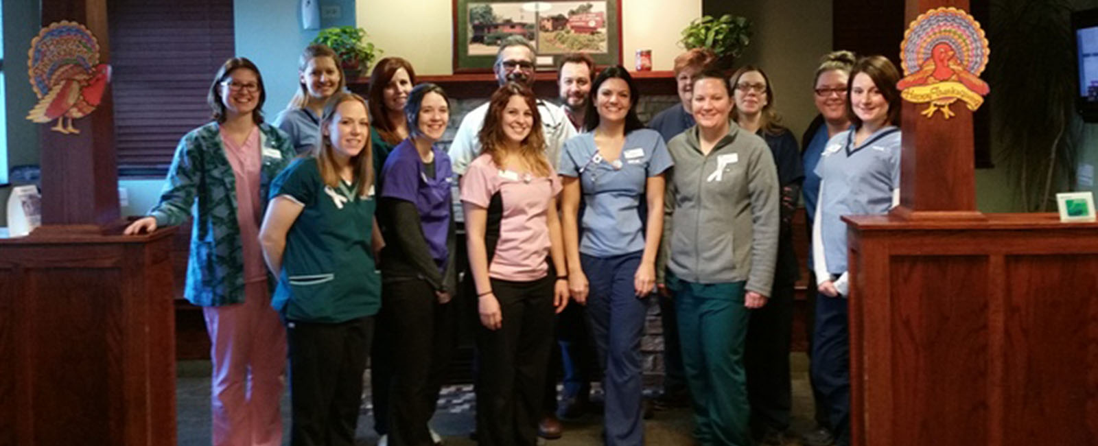 Homepage Team Picture of VCA Arboretum View Animal Hospital