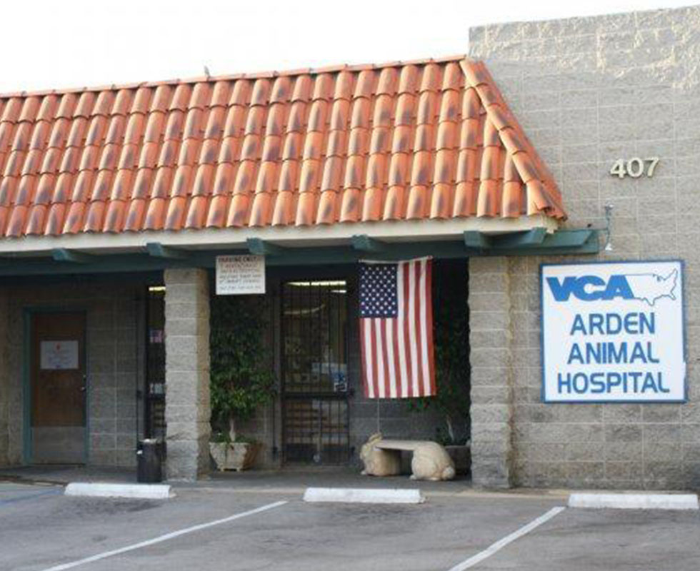 Hospital Picture of VCA Arden Animal Hospital