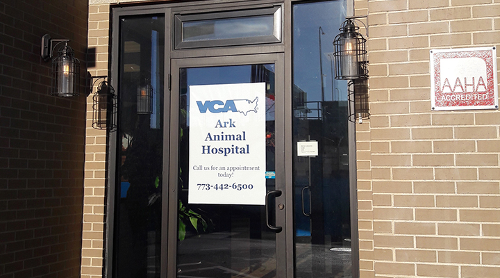 VCA Ark Animal Hospital in Chicago, Illinois