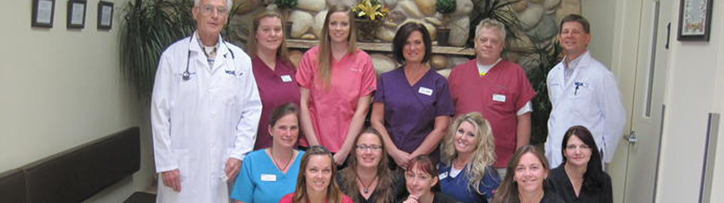 Team Picture of VCA Asher Animal Hospital