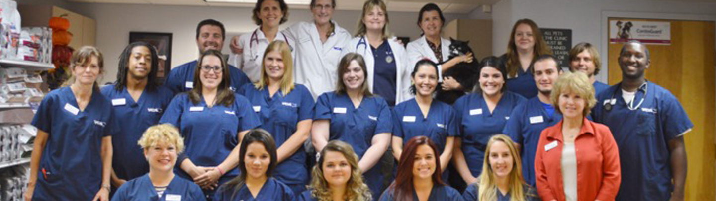 Team Picture of VCA Augustine Loretto Animal Hospital