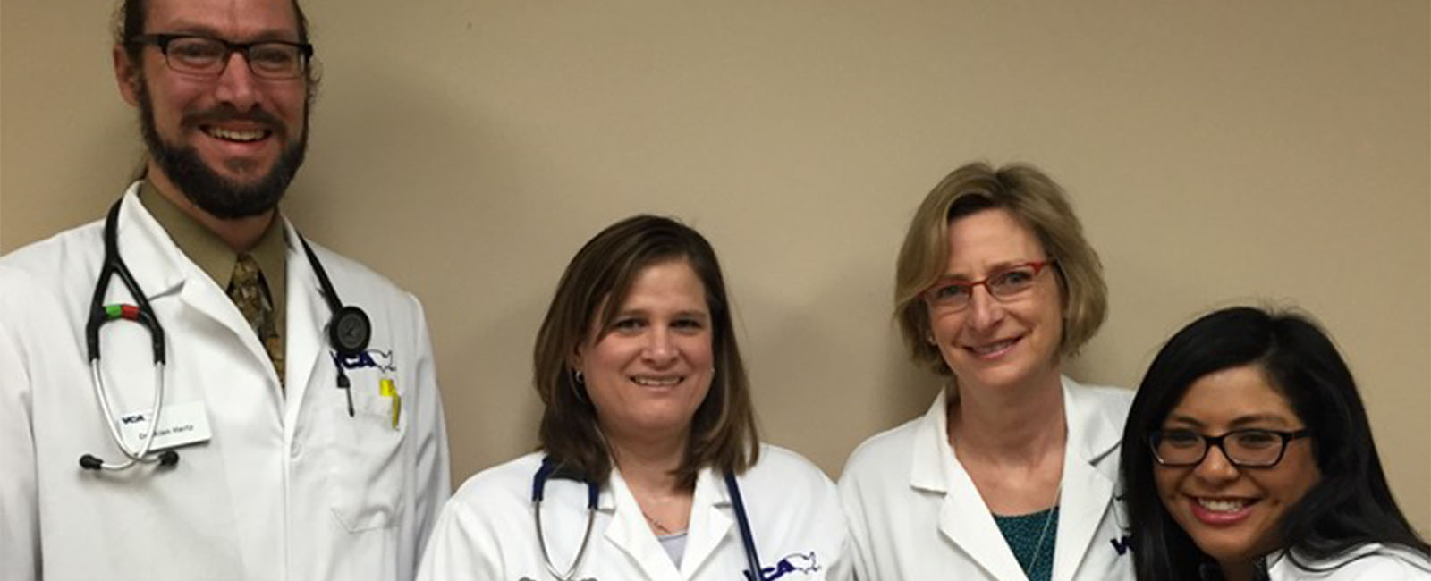 Homepage Team Picture of VCA Aurora Animal Hospital