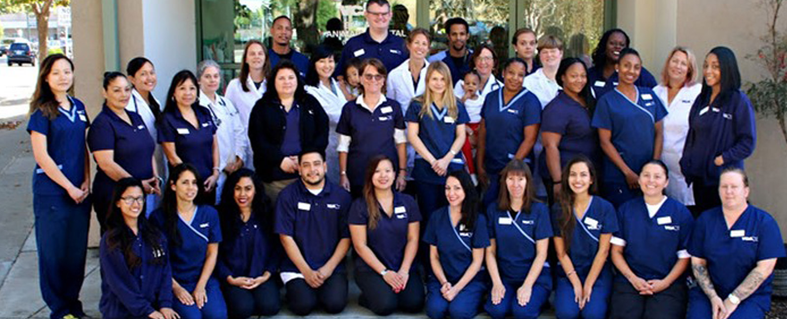 Homepage Team Picture of VCA Bay Area Animal Hospital