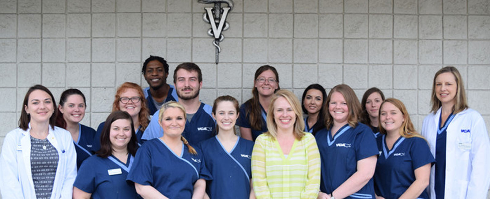Homepage Team Picture of VCA Becker Animal Hospital