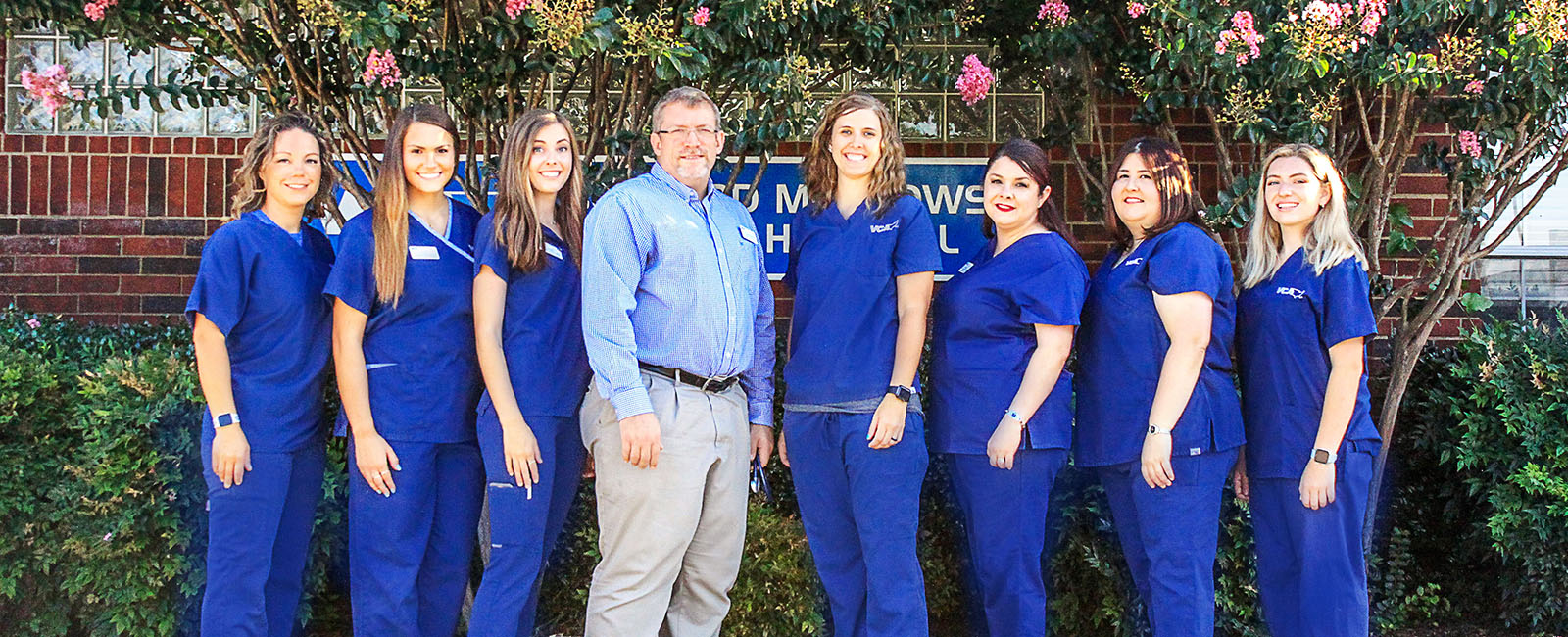 Picture of VCA Bedford Meadows Animal Hospital Team