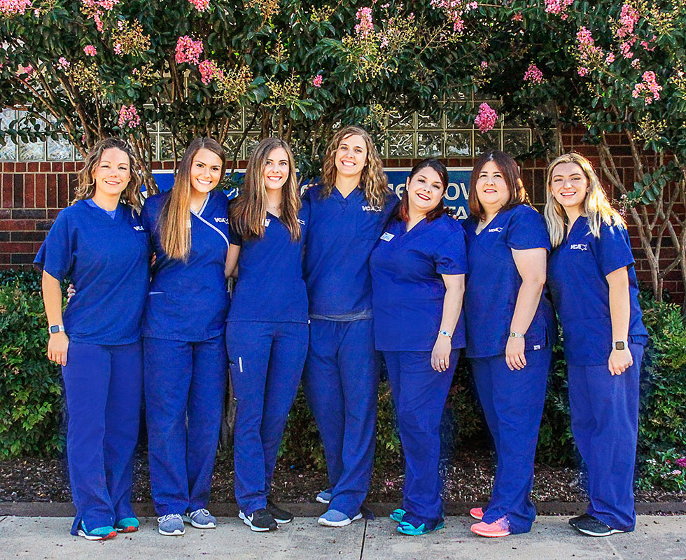 Picture of VCA Bedford Meadows Animal Hospital Support Staff