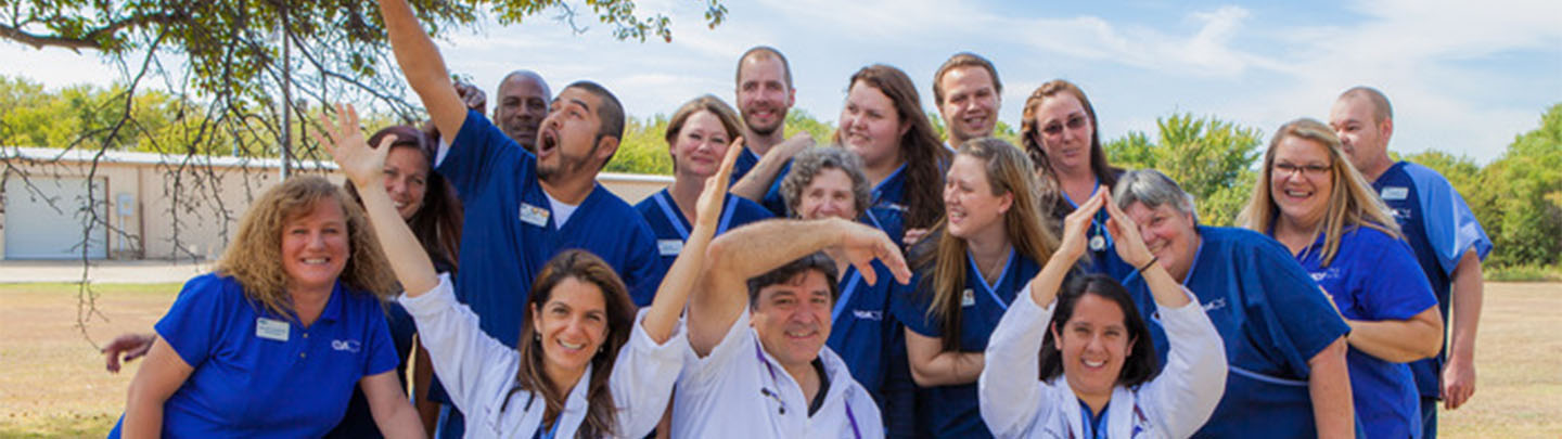 Team Picture of VCA Beltline East Animal Hospital