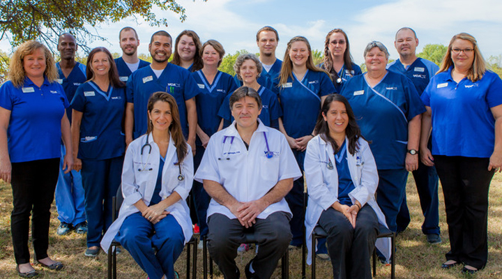 Homepage Team Picture of VCA Beltline East Animal Hospital