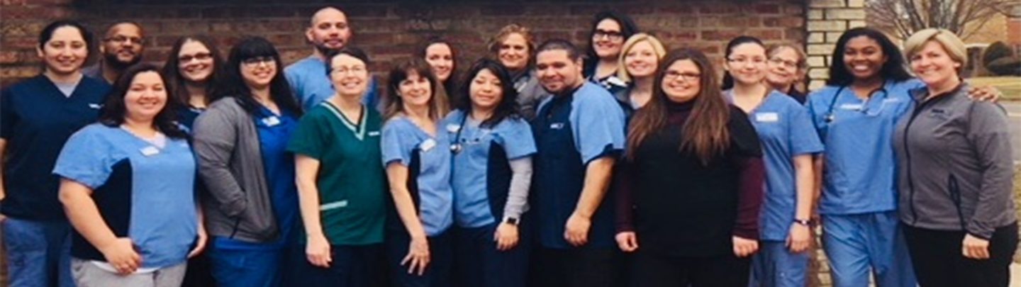 Team Picture of VCA Berwyn Animal Hospital