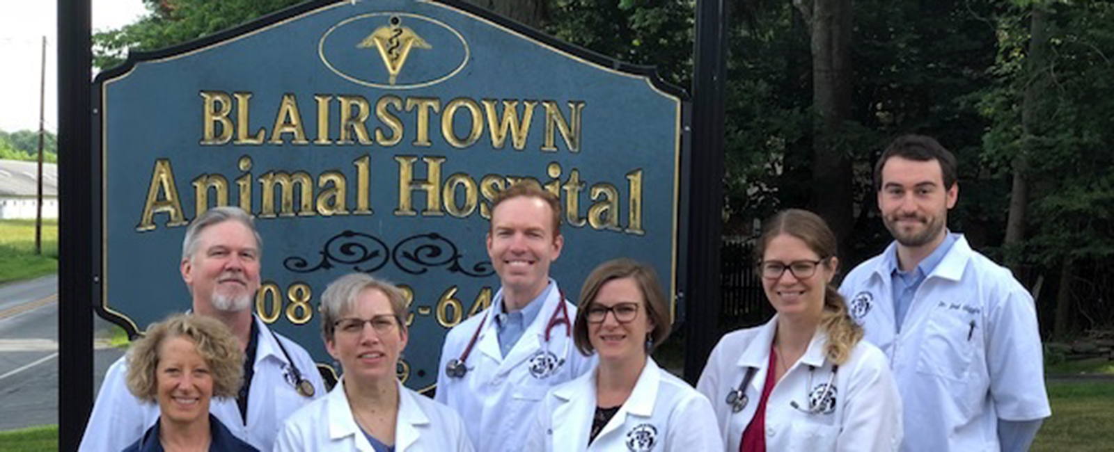 Homepage Picture of Veterinarians at VCA Blairstown Animal Hospital