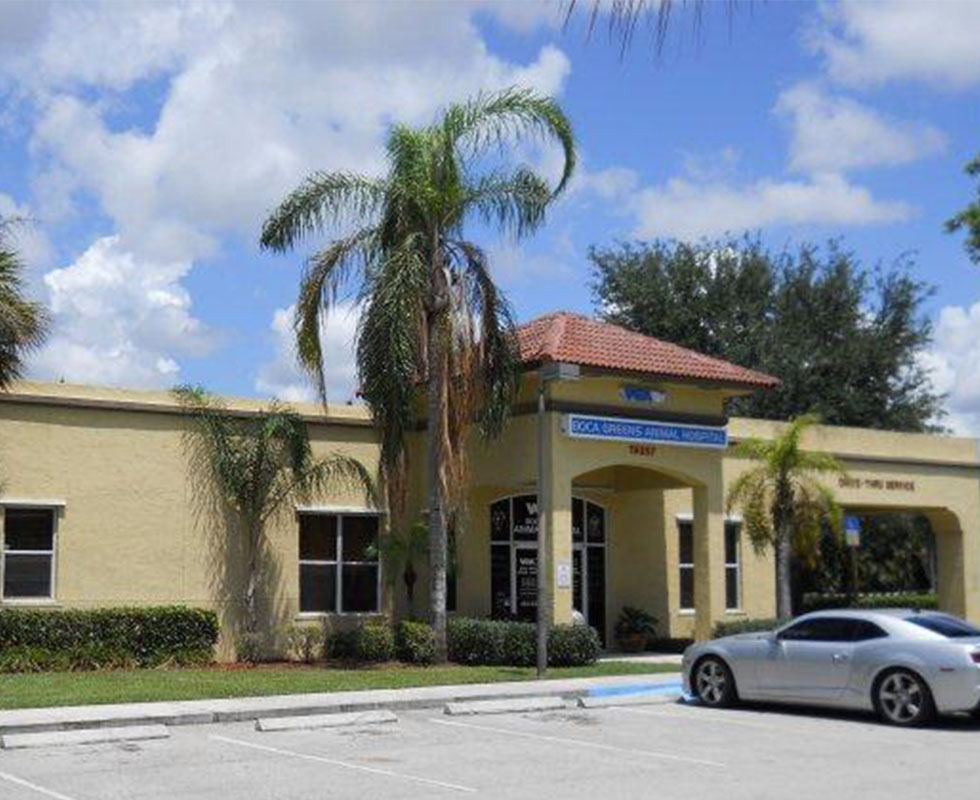 Hospital Picture of VCA Boca Greens Animal Hospital