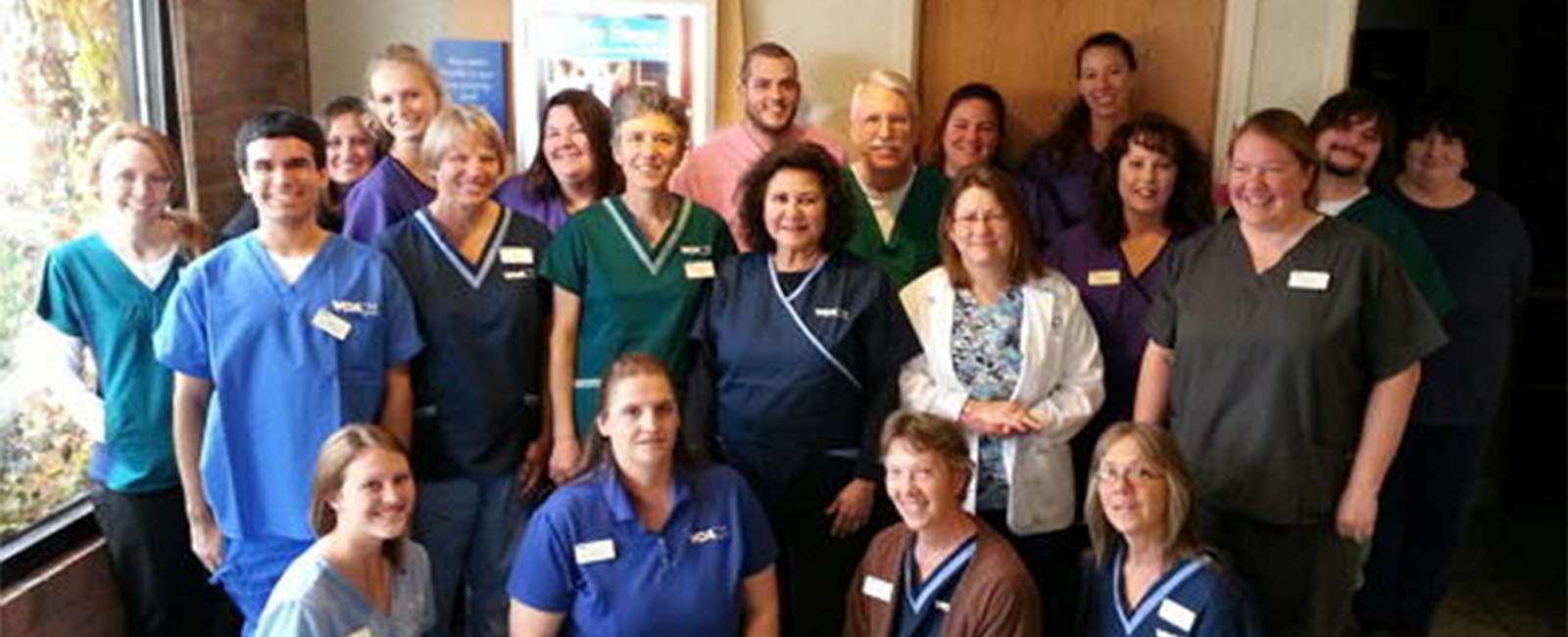 Homepage Team Picture of VCA Boulder Terrace Animal Hospital