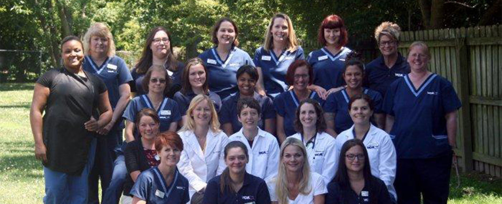 Homepage Team Picture of VCA Boulevard Animal Hospital