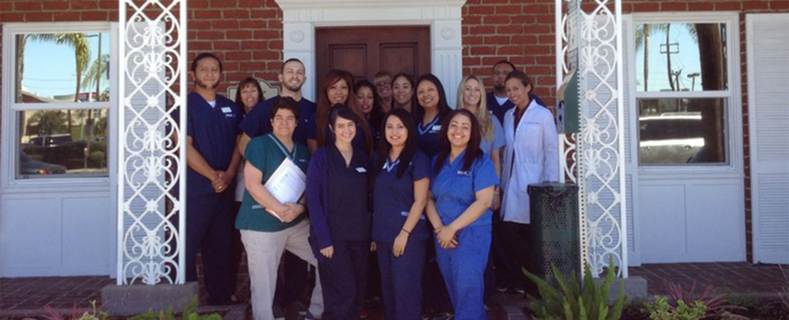 Homepage Team Picture of VCA Brentwood Animal Hospital