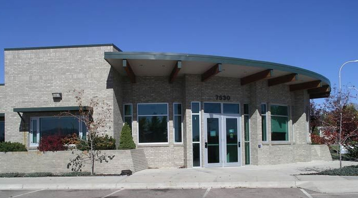 VCA Briargate Animal Hospital building