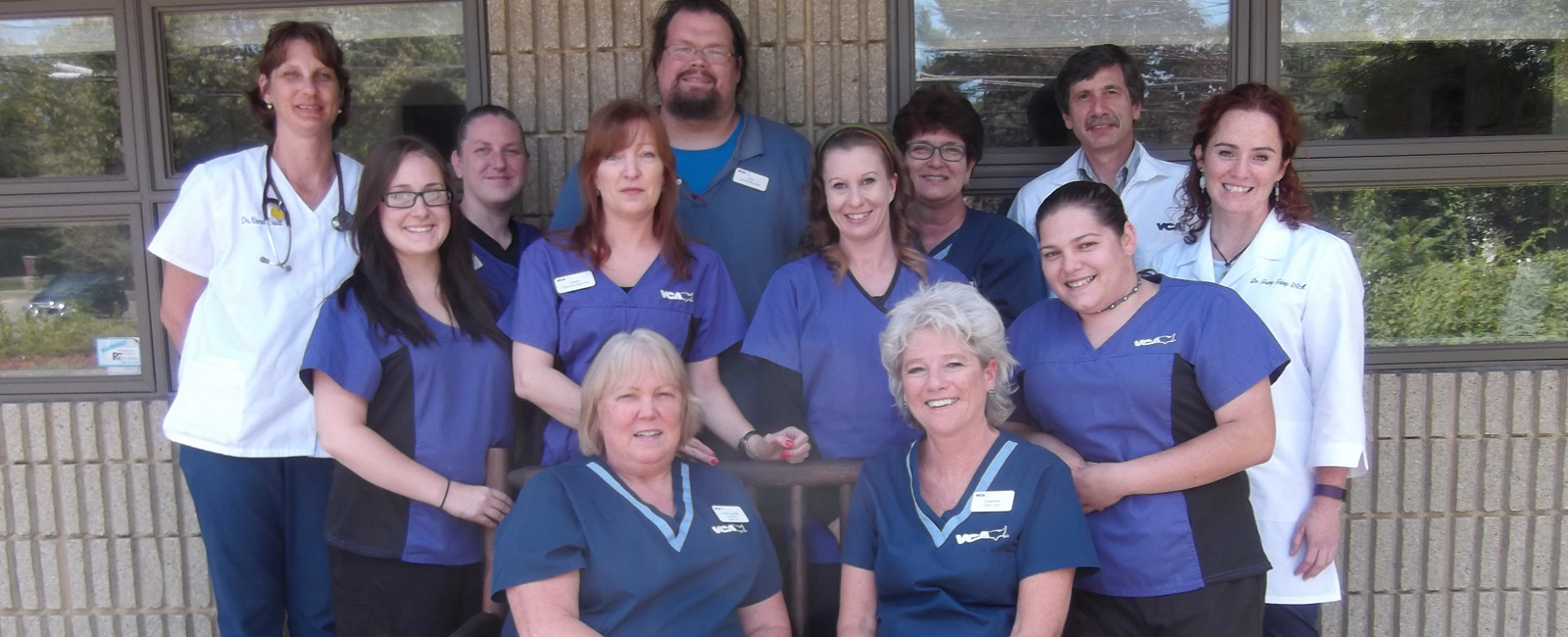 Team Picture of VCA Bristol Animal Hospital