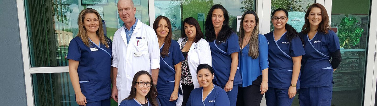 Team Picture of VCA Cabrera Animal Hospital