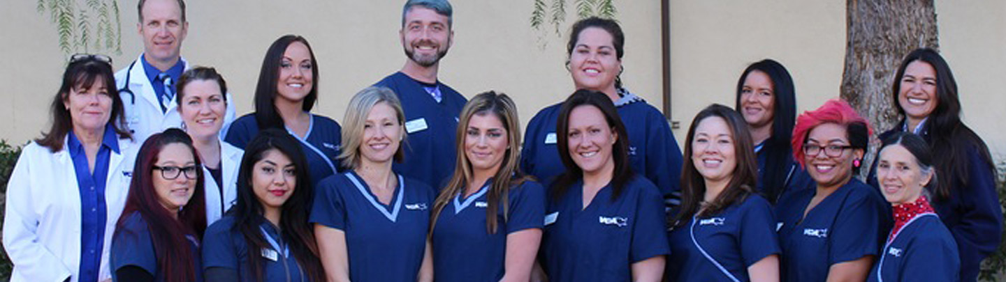 Team Picture of VCA California Oaks Animal Hospital