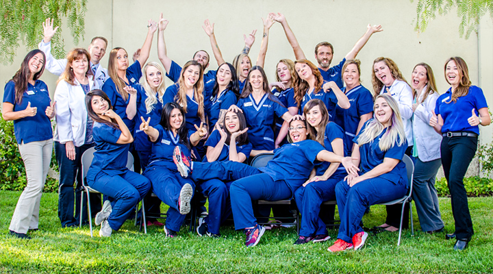 Homepage Team Picture of VCA California Oaks Animal Hospital