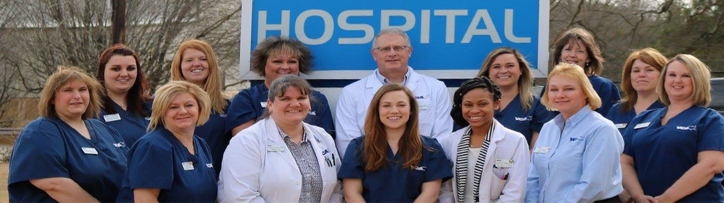 Team Picture of VCA Carrollton Animal Hospital