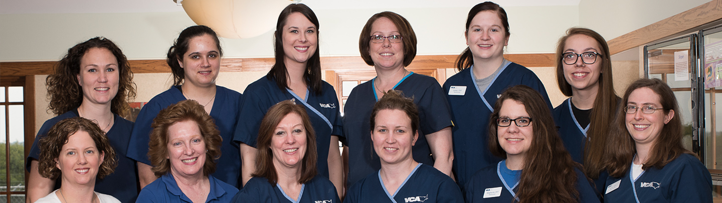 Team Picture of VCA Cascade Animal Hospital