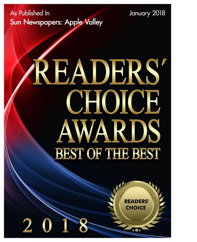 Reader's Choice Plaque