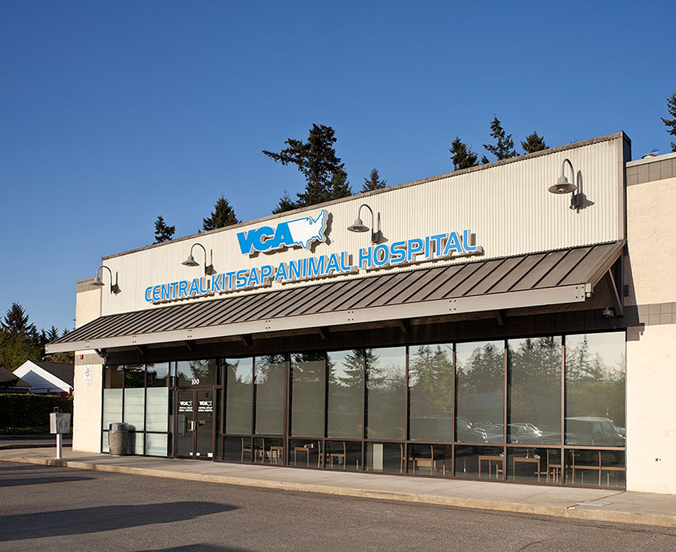 Hospital Picture of VCA Central Kitsap Animal Hospital