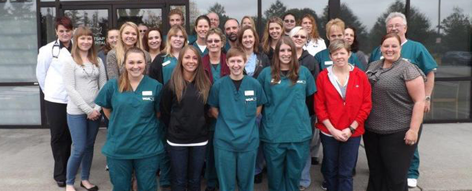 Homepage Team Picture of  VCA Central Kitsap Animal Hospital