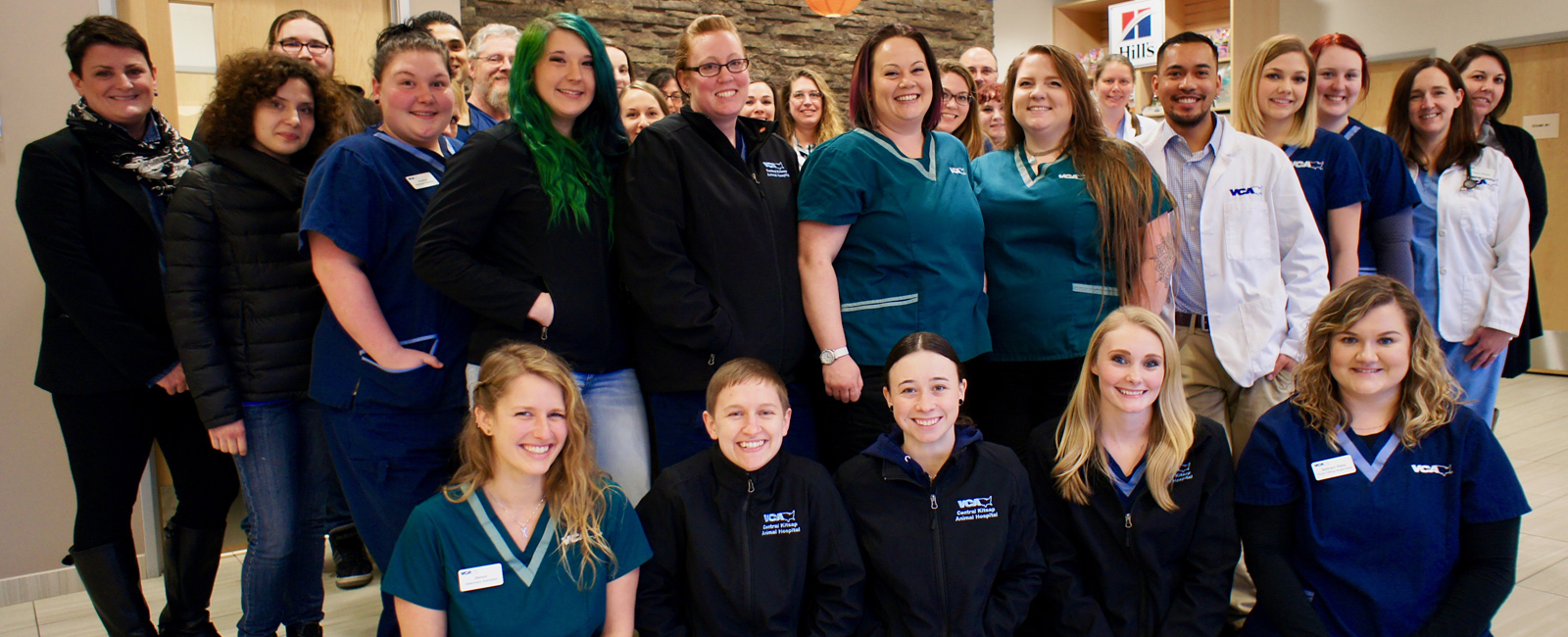 Team Picture of VCA Central Kitsap Animal Hospital