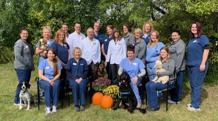 Team Picture of VCA Chanhassen Animal Hospital